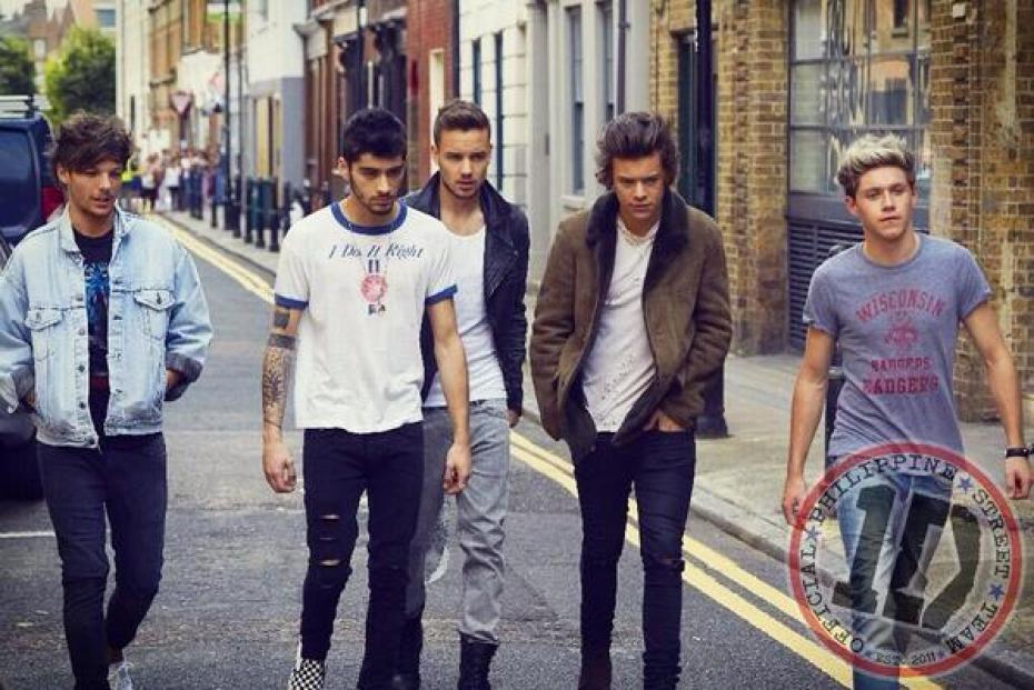 ImageSpace - One Direction Midnight Memories Photoshoot