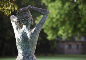 Sortie au jardin des sculptures
