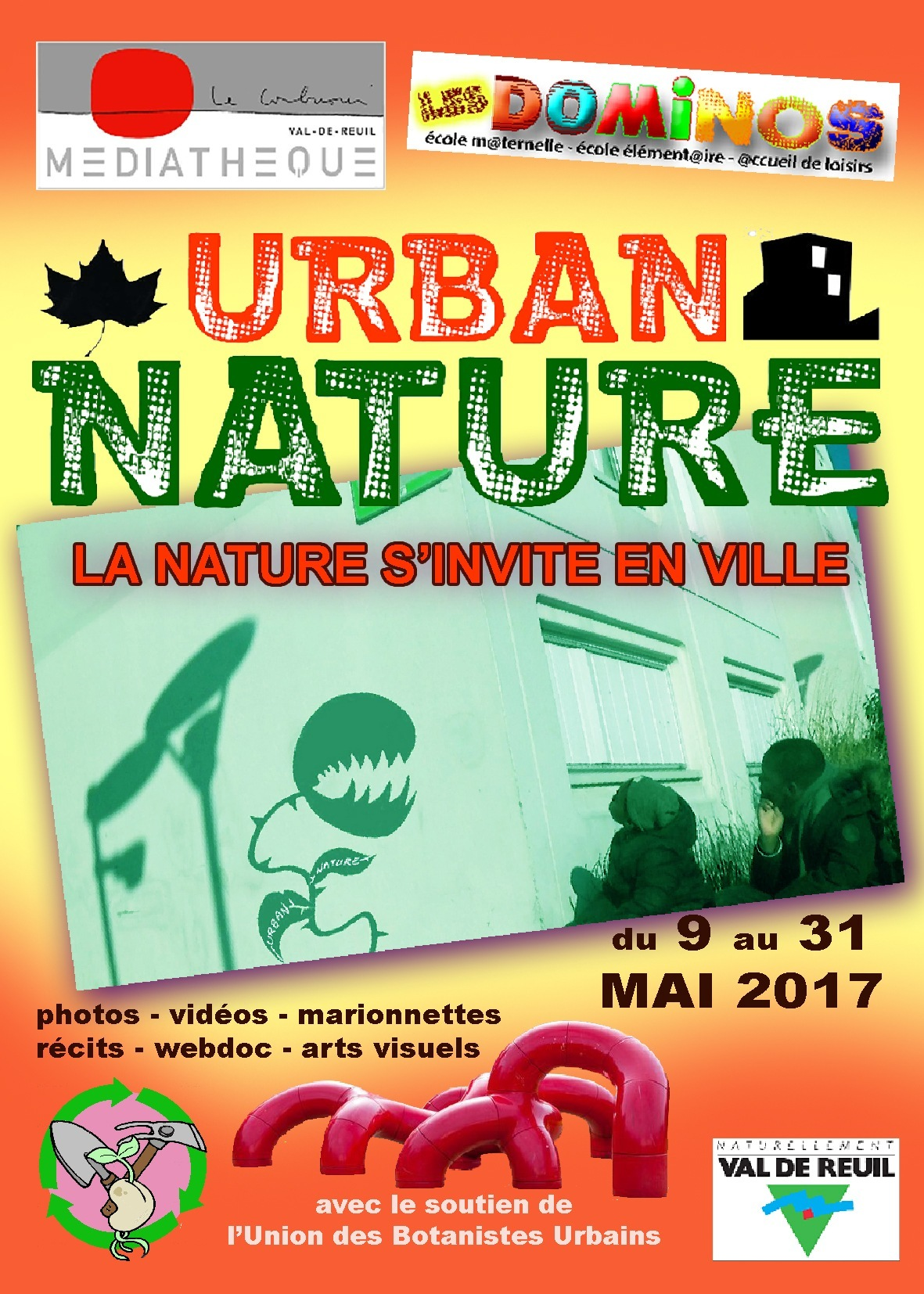 Urban nature bienvenue sur for Piscine de val de reuil