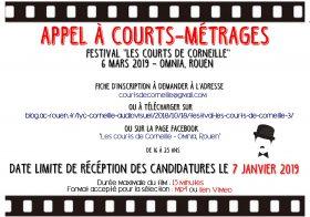 Festival Les Courts de Corneille 2ème édition