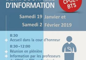 Journées d'information
