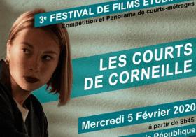 3ème édition du Festival Les Courts de Corneille
