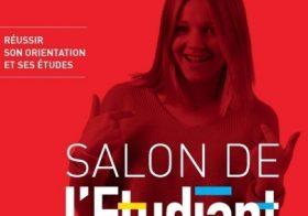 Salon de l'Étudiant 10 et 11 janvier 2020