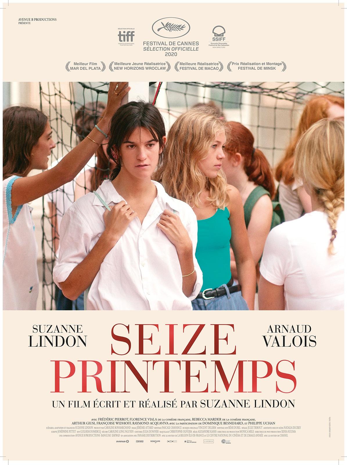 """Ciné-club : """"Seize printemps"""""""