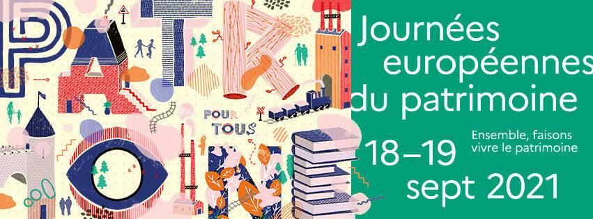 Journées Européennes du Patrimoine 38ème édition