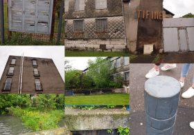 Visite extérieure » Les dégâts de l'humidité » sur les matériaux