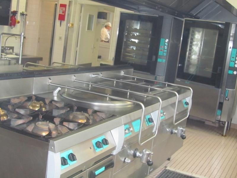 Rencontre avec le personnel de cuisine du lyc e bac pro hygi ne propret et st rilisation - Organisation du travail en cuisine ...