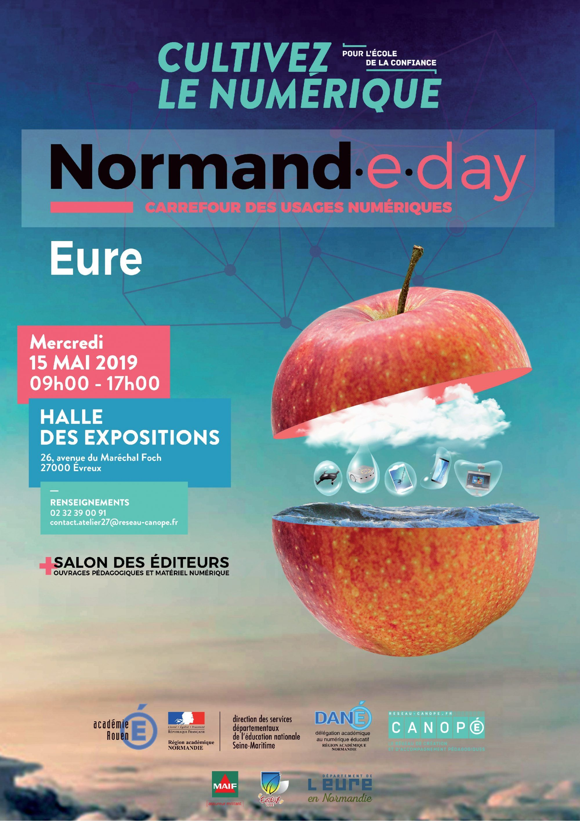 Normand-e-day de l'Eure
